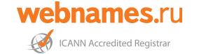 Webnames.ru - ICANN Accredited Registrar